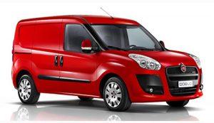 Стеллажи для фургонов Fiat Doblo L1 H1