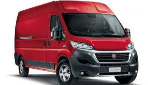 Стеллажи для фургонов Fiat Ducato L1 H1