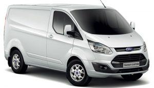 Стеллажи для фургонов Ford Transit Custom L1 H1