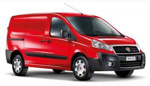 Стеллажи для фургонов Fiat Scudo (2007 - н.в.)