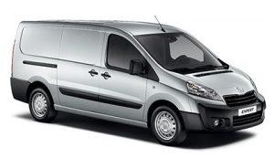 Стеллажи для Peugeot Expert L1 H1