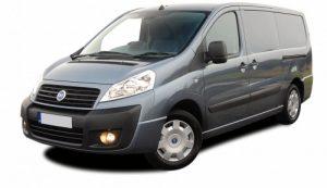 Стеллажи для фургонов Fiat Scudo L1 H1