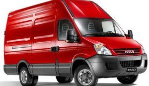Стеллажи для фургонов Iveco Daily L1 H1