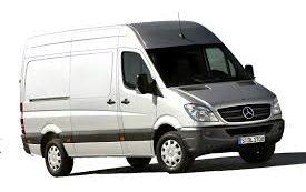 Стеллажи для Mercedes-Benz Sprinter L1 H1
