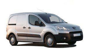 Стеллажи для Peugeot Partner L1 H1