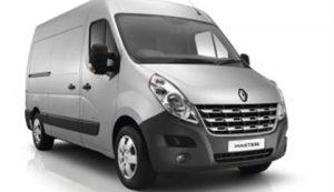 Стеллажи для Renault Master L1 H1